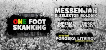 One Foot Skanking Vol. 2: MessenJah v Ponorce