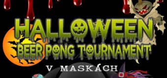 Halloween Beer Pong Tournament v Ponorce