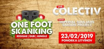 One Foot Skanking #5: Colectiv v Ponorce