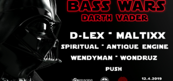Drum'n'bass v Ponorce: Bass Wars: Darth Vader Edition