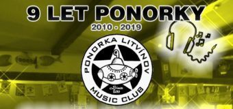 9 let Ponorky: Techno + Drum'n'Bass party