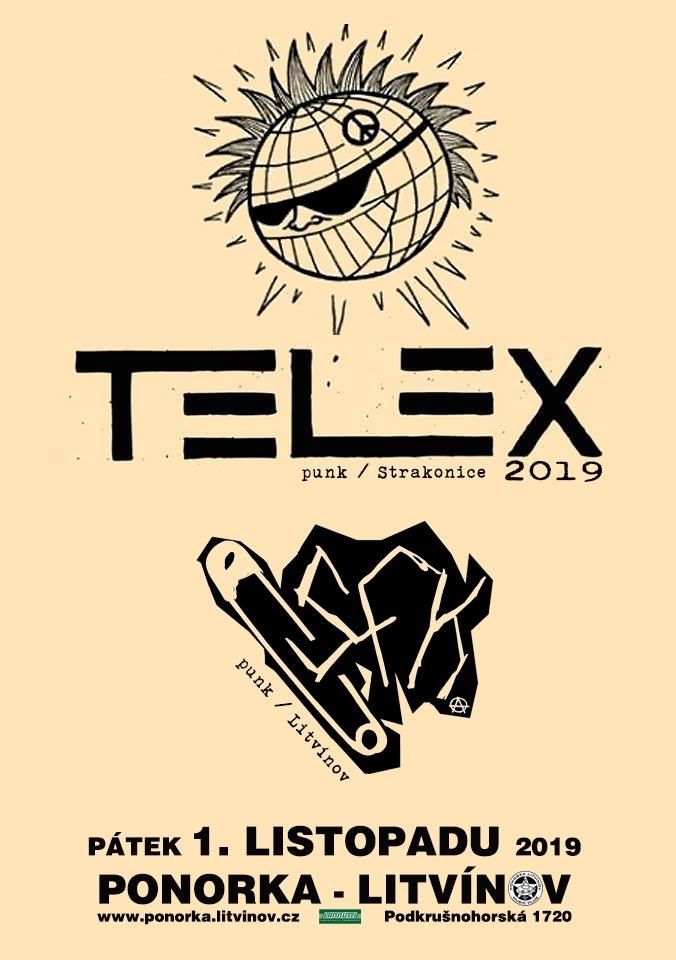 TELEX 2019 & SFK v Ponorce