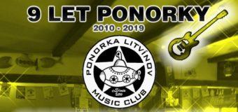 9 let Ponorky: Průser, VMH, Meresjev, No Feeling
