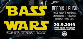 Bass Wars: Empire Strikes Back