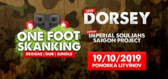 One Foot Skanking #6: Dorsey v Ponorce