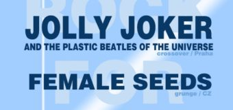 Rock For 50: Jolly Joker and the Plastic Beatles of the Universe v Ponorce