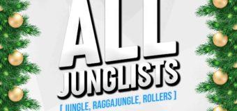 All Junglists #7: Akira v Litvínově