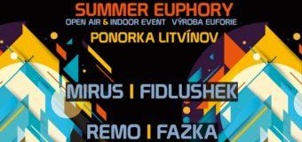 Summer Euphory OpenAir&Indoor Event